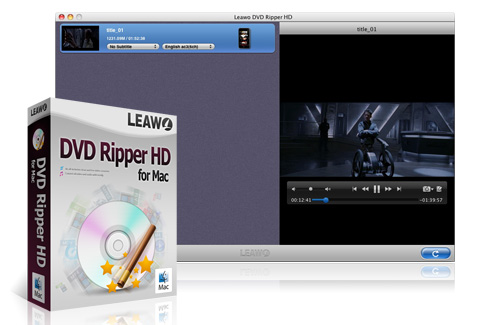 Leawo DVD Ripper HD for Mac