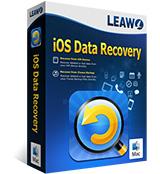 Leawo iOS récupération de données pour Mac