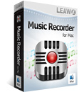 Leawo Music Recorder per Mac