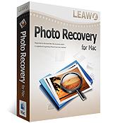 Leawo Photo Recovery per Mac