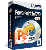 Leawo PowerPoint à DVD