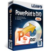 Leawo PowerPoint para DVD