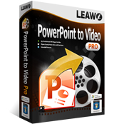 Leawo PowerPoint para vídeo Pro