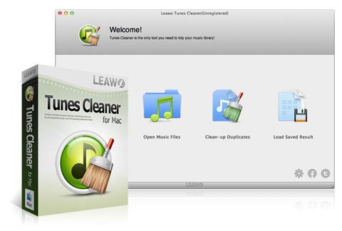Leawo Tunes Cleaner per Mac