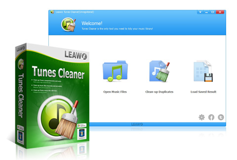 Leawo Tunes Cleaner - Professionally clean up iTunes music