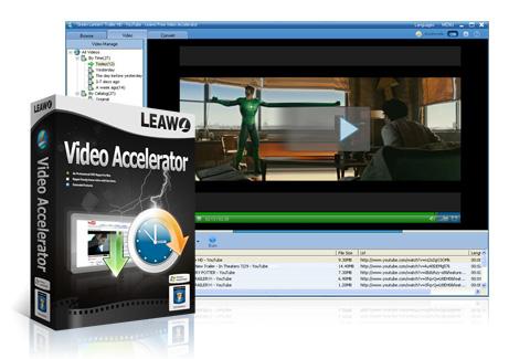 Leawo Accerator vidéo