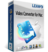 Leawo Video Converter pour Mac