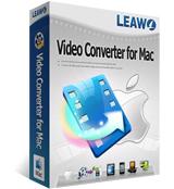 Leawo Video Converter per Mac