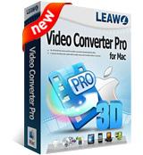 Leawo Video Converter per Mac per Mac