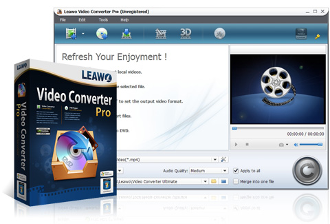 Leawo video converter pro best easy media converter software leawo video converter pro windows 10 compatible stopboris Images