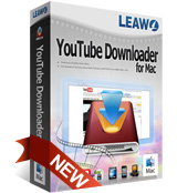 Leawo YouTube Downloader para Mac