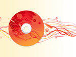 Resumo livre PowerPoint Template: CD