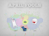 April Fools 'Day Modelli PowerPoint 12