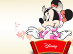 gratuito Disney modelo do PowerPoint
