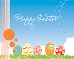 Free Easter PowerPoint Templates 2