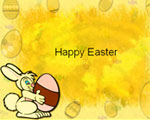 Free Easter PowerPoint Templates 5