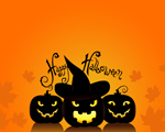 Modelli di Halloween Free PowerPoint 12