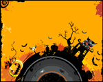 Halloween Free PowerPoint Templates 14