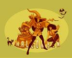 Gratuit Halloween modèles PowerPoint 3