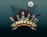 Modèles PowerPoint gratuit Halloween 5