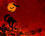 Livre Halloween PowerPoint Templates 8