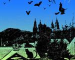Modèles PowerPoint gratuit Halloween 9
