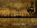 Free Labor Day PowerPoint Template 4