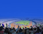 Livre Jogos Olímpicos de Londres Modelo do PowerPoint 9