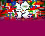 Gratuita di Londra Olimpiadi di PowerPoint Template 10