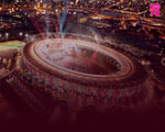 Libero Olimpiadi di Londra PowerPoint Template 12