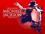 Michael Jackson PowerPoint modèles 1 gratuit