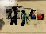 Free Michael Jackson PowerPoint Templates 6