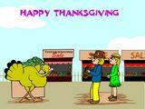Gratuit Thanksgiving modèles PowerPoint 1