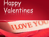 Livre Valentine modelos de Powerpoint 1