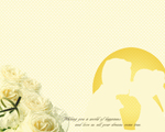 template gratuito Wedding PowerPoint