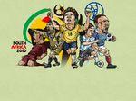 Free World Cup 2010 Modèle 1
