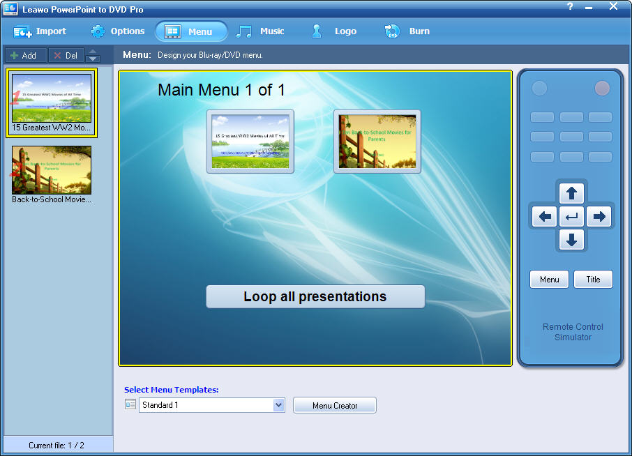 leawo powerpoint power point ppt to dvd pro converter software ebay