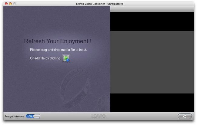La façon de convertir des MKV vidéos à ipad avec Leawo Video Converter Video_converter_mac_1