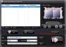 Convertir PowerPoint a Video HTC DLX