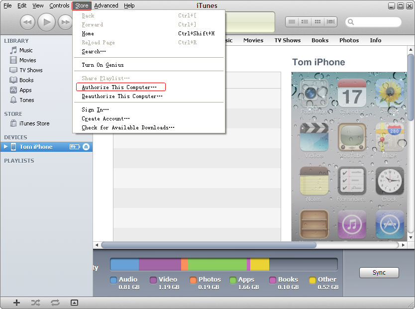Transfer Tones From Iphone To Computer