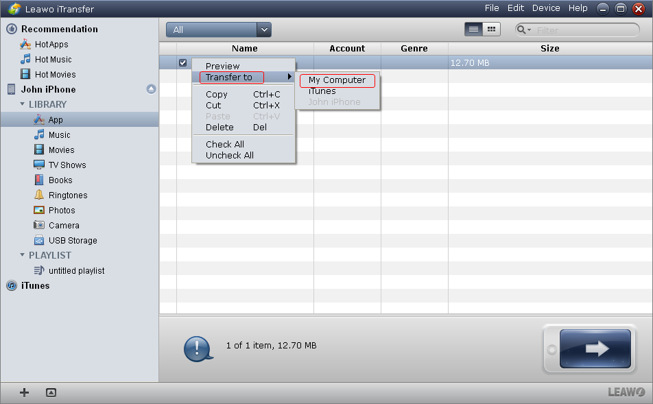 how to download contacts from iphone 5 to mac