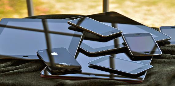 iPhone 5 and iPad 4
