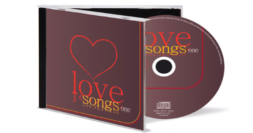 Songs from CD to iPod: CD songs