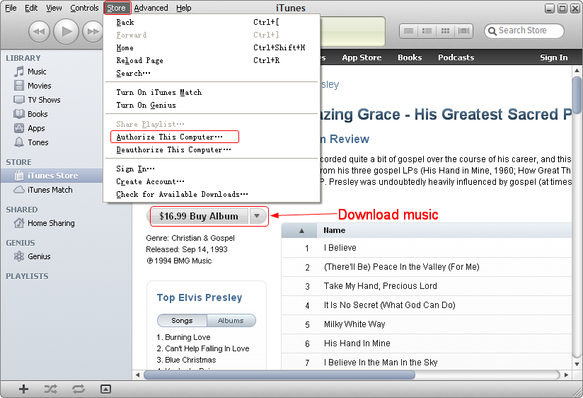 How to Download Music From iPhone to Computer