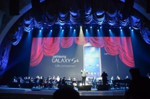 Samsung Galaxy S4 estreno