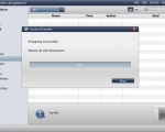 Cómo transferir archivos EPUB para iPad