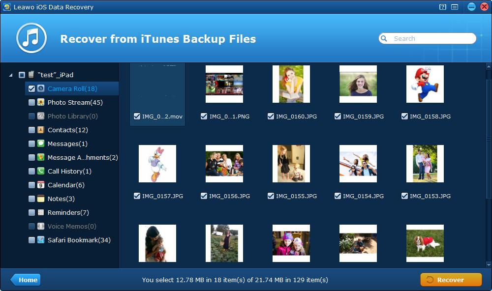 Ver iPad Carrete