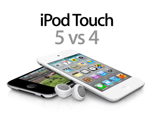 Recuperare i dati direttamente da iPod touch 5/4