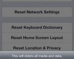 Cómo restaurar iPhone de iCloud Backup