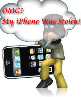Stolen iPhone